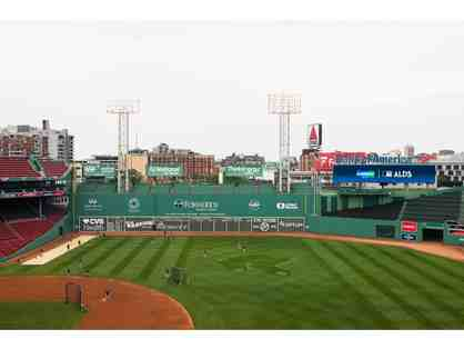 Red Sox VIP Experience - 4 game tickets, Fenway Park Tour, & On-Field view of BP