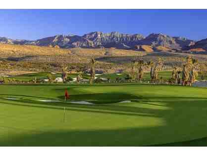 Summit Club, Las Vegas - 3-some for golf and a 7 course dinner!