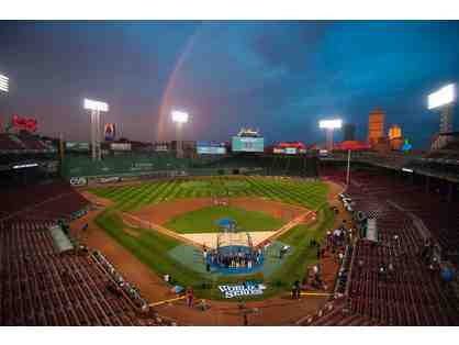 Red Sox VIP Experience - 4 Tickets + Pre-game On-Field & Insider Fenway Tour