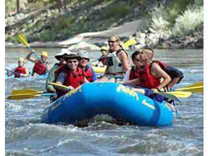 River Rafting with Action Whitewater Adventures