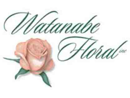 Watanabe Floral Gift Card for $25