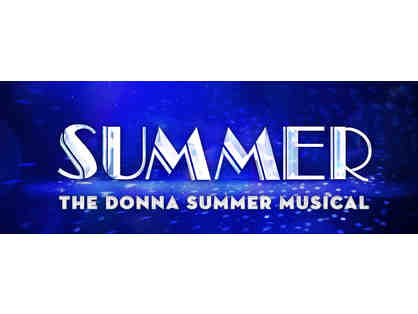 Summer: The Donna Summer Musical at PPAC - 2 Tickets