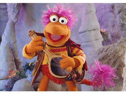A Fraggletastic Private Zoom Meet and Greet with Gobo Fraggle