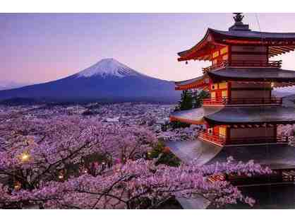 *LIVE ITEM* DISCOVER JAPAN! An Exclusive Travel Package for FOUR!