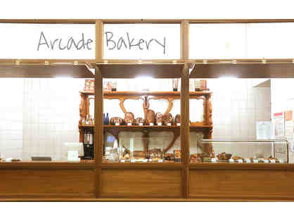 Arcade Bakery - A pizza a month for a year