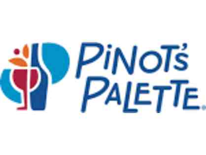 Pinot's Palette in Park Slope!