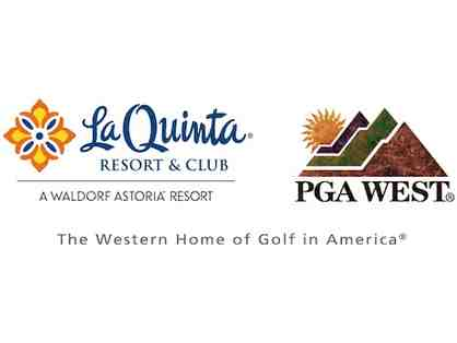 Two rounds of golf on any pulbic course of La Quinta Resort & Club & PGA West