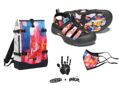 Prize Pack: KEEN x Garcia Newport New York at Night