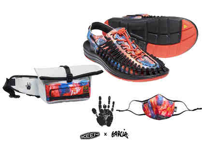 Prize Pack: KEEN x Garcia Uneek New York at Night