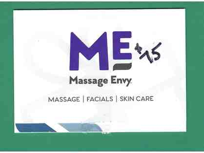 $75 Massage Envy Gift Card