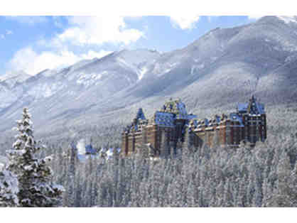 Trip for Two: Fairmont Banff Springs
