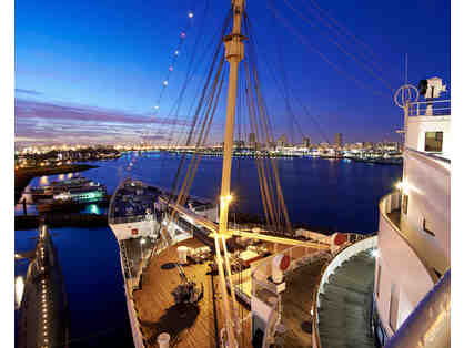 The Queen Mary: 2-Night Stay in Deluxe Stateroom