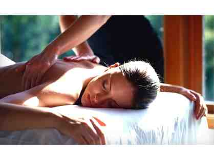 Cote d' Azur Spa: 75 minute Indigo Massage