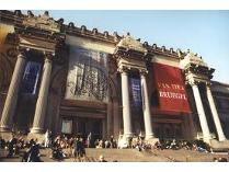 Met Museum on any Monday - when museum is closed to the public!