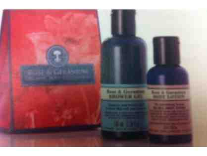 Certificate for a NYR Organic Skincare Kit