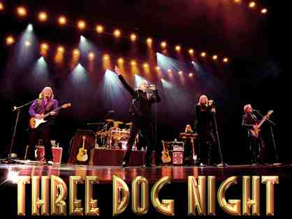 Fox Theatre - 2 Tickets to Three Dog Night on Sunday, September 17th, 2017 (1 of 2)