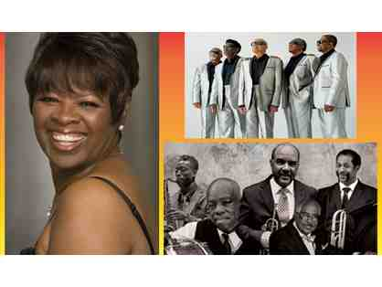 Fox Theatre -2 Tickets to Irma Thomas, et al, on Sat, October 8th, 2017 (1 of 2)