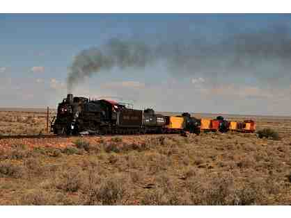 Grand Canyon Railway: 2 Round-trip Coach Class tickets