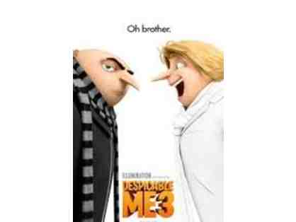 Despicable Me 3 Tickets (4) to the Premiere and Post-Premiere Party!!!
