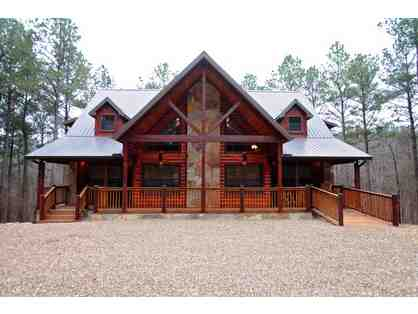 2 Night Stay at The Godfather's Retreat in Broken Bow, Oklahoma