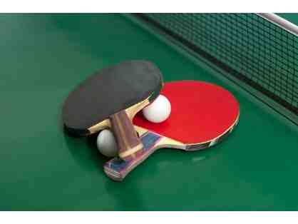 Table Tennis with Mr. Crow on Sunday, January 27, 2019 from 11:00 am - 12:00 pm