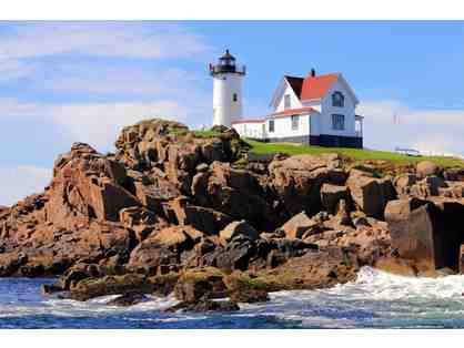 "2 Tickets - ""5 Lighthouse Cruise,"" Sept. 14, 2019 from Rye, NH"