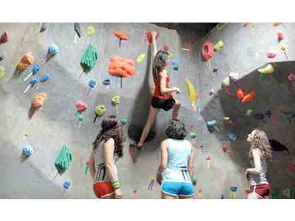 Brooklyn Boulders: Day Pass and Gear For Two