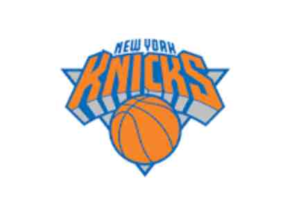 Two tickets for New York Knicks vs Phoenix Suns at Madison Square Garden on 12/17