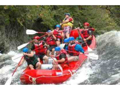 Whitewater Rafting in Maine for 4 people