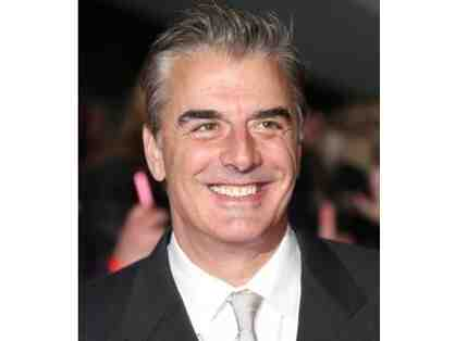 Private Dinner with Mr. Big -- Chris Noth