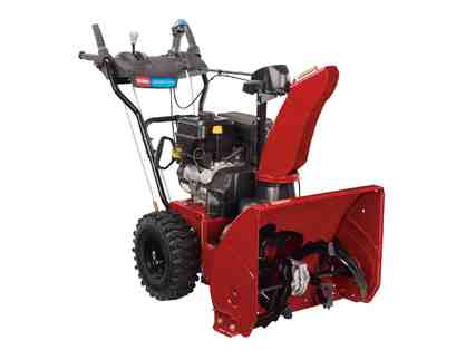 TORO Power Max 24 in. Electric Start Gas Snow Blower