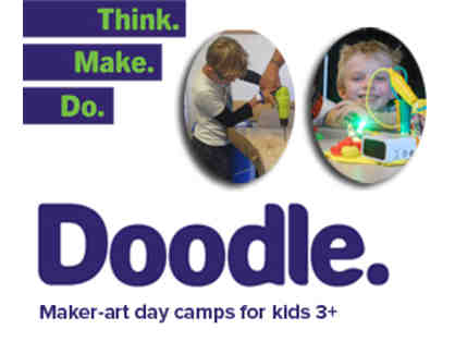 Camp Doodles Gift Certificate ($150 value)