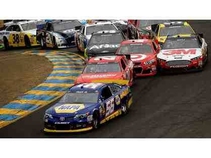 Sonoma Raceway - 4 Tickets to Chevy's Fresh Mex 200