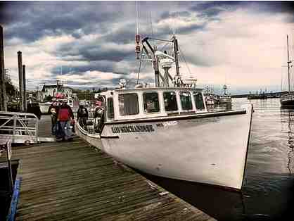 Wicked Tuna Charter - F/V Hard Merchandise Cod Fishing Trip