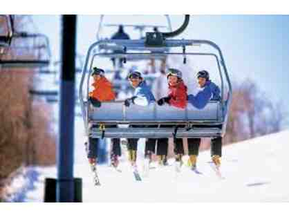 Two Community Spirit Day Lift Tickets at Wachusett Mountain in Princeton, MA