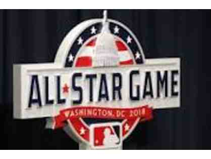 Two Ticket Strips to all MLB All-Star Weekend Events, Including the All-Star Game Itself