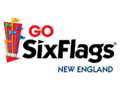 Four-Pack of Tickets to Six Flags New England, Overnight Stay at Sheraton Monarch Place