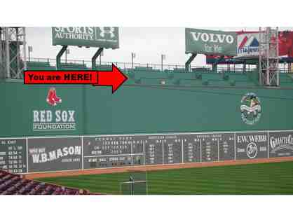 Four (4) Green Monster Seats - Red Sox vs White Sox, Monday, June 24, 7:10 PM
