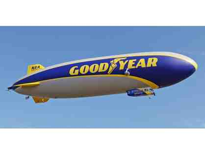 Take a Ride on the Goodyear Blimp!!!
