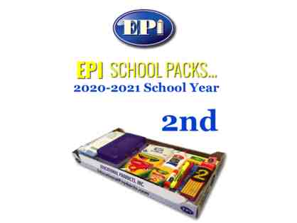 2nd Grade School Supply Pack - EPI Educational Products
