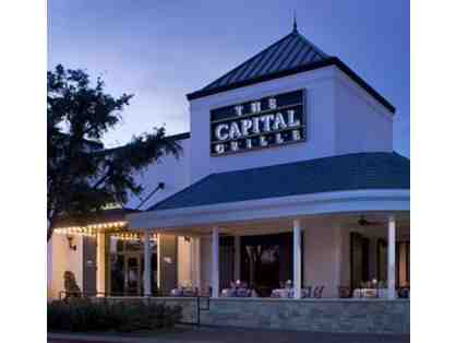 $100 Gift Card to The Capital Grille!