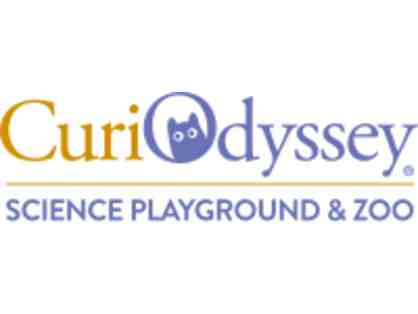 3 Month Pass to CuriOdyssey: Science Playground and Zoo
