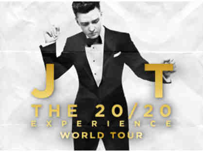 Justin Timberlake -The 20/20 World Tour Tickets