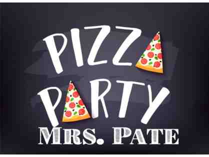 Staff Experience Basket - Mrs. Pate: 4th Grade Pizza Party Lunch