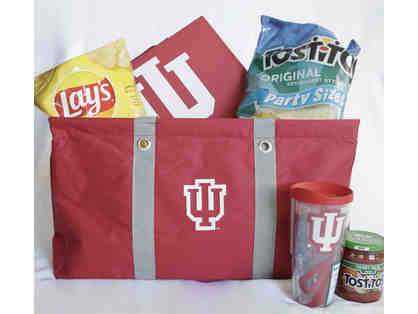 Battle of the College Fans - Indiana University
