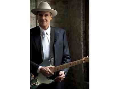 2 VIP Tickets/Private Soundcheck - James Taylor at Tanglewood