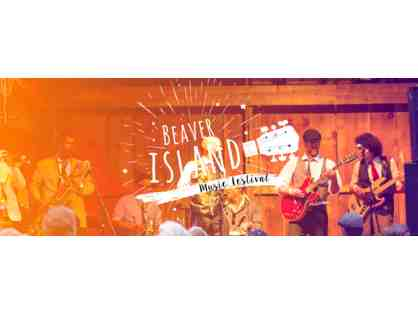Beaver Island Music Festival: 3 Day Weekend Package for (2)