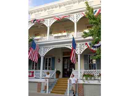 2 Night Getaway at the Virginia Hotel + Day in Cape May Package