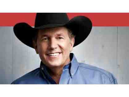 George Strait The Cowboy Rides Away Tour--2 Seats -- Feb 14, 2014--Palace--
