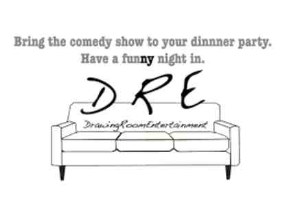 Stand Up Comedy in Your Home